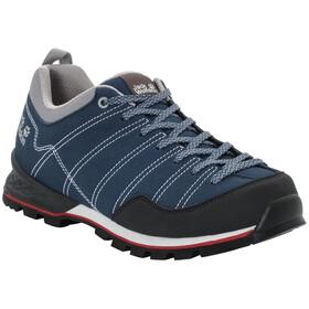 Jack Wolfskin Scrambler Chaussures à tige basse Homme, blue/black